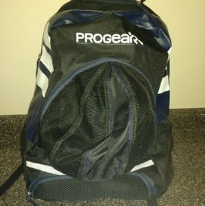 Handbags - Soccer backpack with ball holder